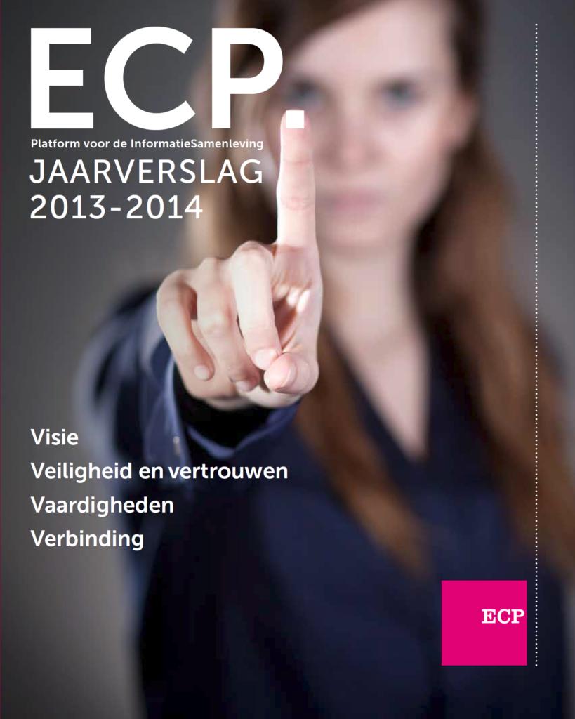 ECP Jaarveslag 2013-2014