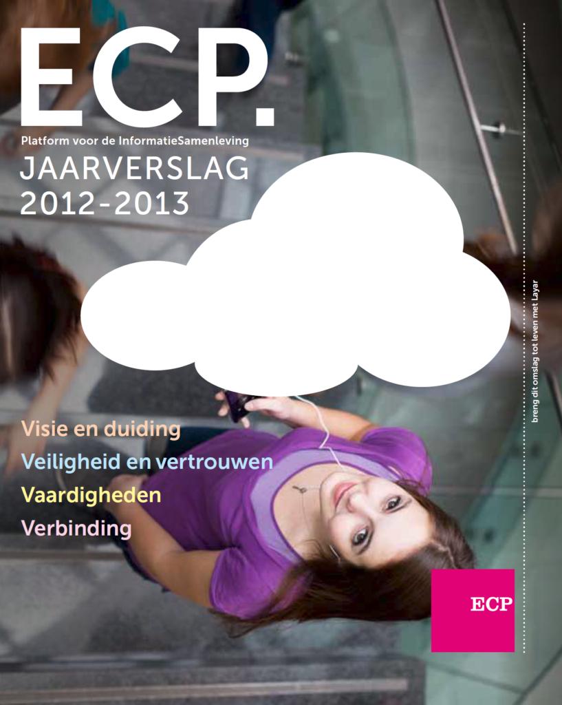 Jaarverslag ECP 2012-2013