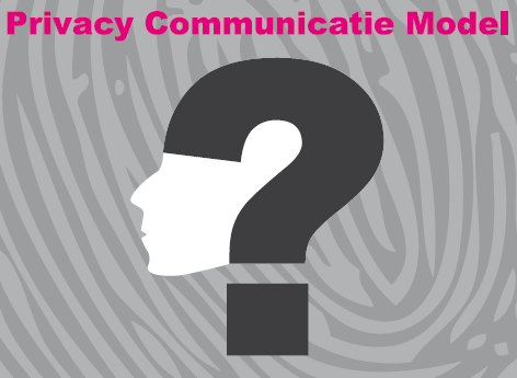 Privacy communicatie model