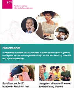 ECP Nieuwsbrief 23 maart 2017