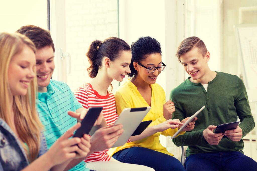 Jongeren en ICT