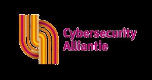afbeelding met logo van de cyber security alliantie